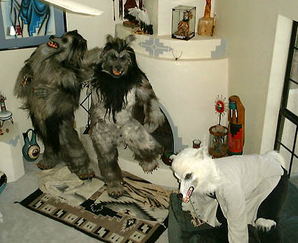 Attractive Werewolves In The Living Room Nightlyres Realm Costumes Eclipse Part 24